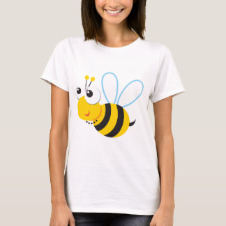 ABC Animals Betty Bee T-Shirt
