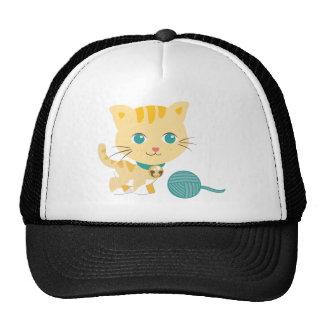 ABC Animals - Carrie Cat Cap