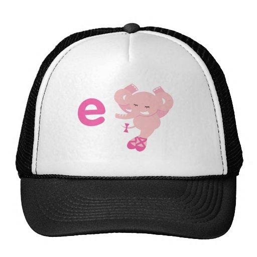ABC Animals - Ellie Elephant Mesh Hats