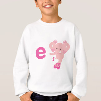 ABC Animals - Ellie Elephant Sweatshirt