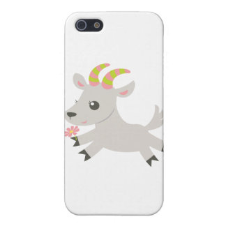 ABC Animals Gabby Goat iPhone 5/5S Case