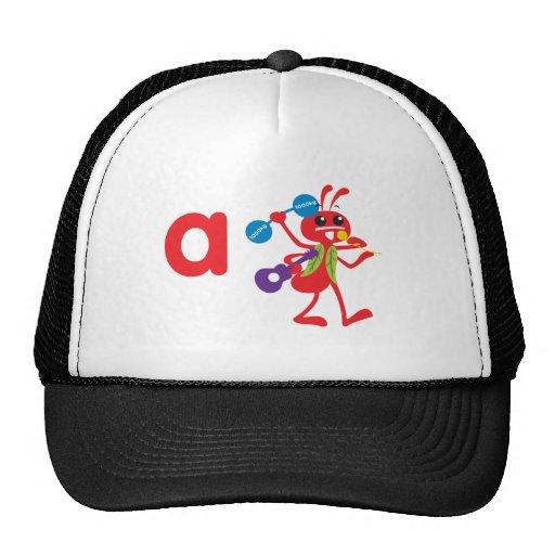 ABC Animals Trucker Hat