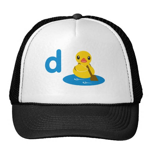 ABC Animals - Paddle Duck Trucker Hat