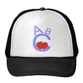 ABC Apple Hats