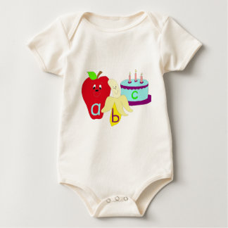 ABC BABY BODYSUIT