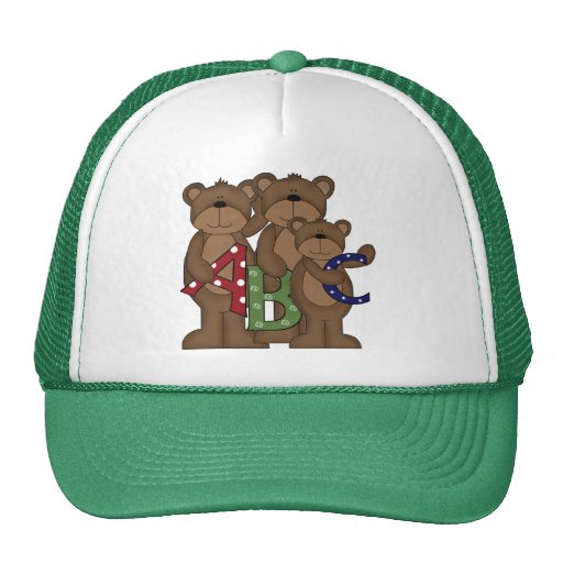 ABC Bears Tshirts and Gifts Hat