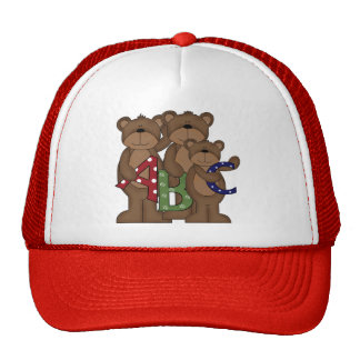 ABC Bears Tshirts and Gifts Hats