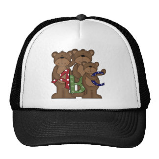 ABC Bears Tshirts and Gifts Trucker Hats