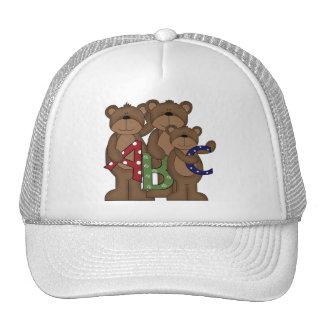 ABC Bears Tshirts and Gifts Mesh Hats