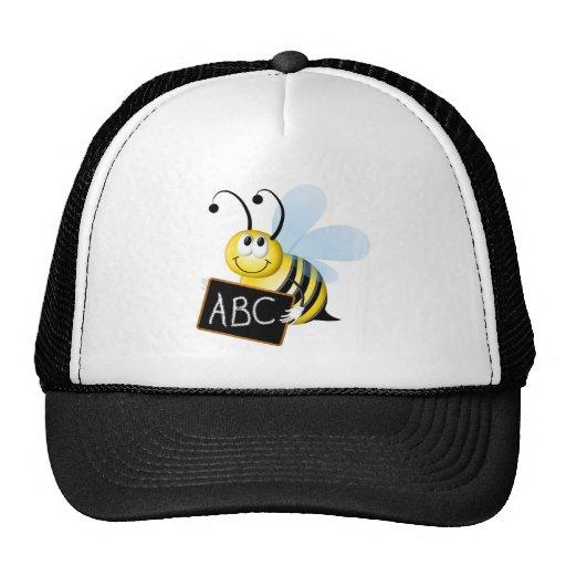 abc Bee Trucker Hats