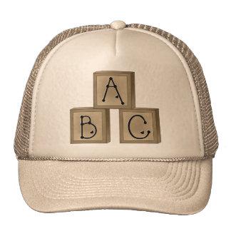 ABC Blocks Cap
