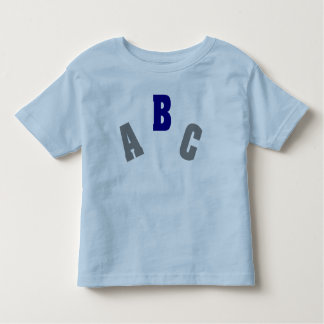 ABC Blue Shirt