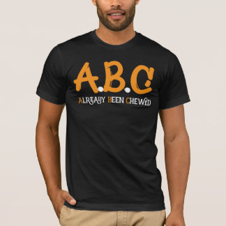ABC Chewed T-Shirt