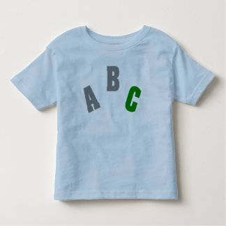 ABC Green Shirt