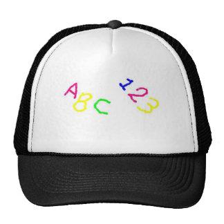 abc mesh hat