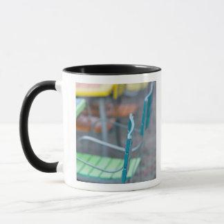 ABC Islands, ARUBA, Palm Beach: Colorful Cafe 2 Mug