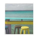 ABC Islands, BONAIRE, Kralendijk: Ocean View Memo Notepads