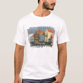 ABC Islands, CURACAO, Willemstad: Harborfront 2 T-Shirt