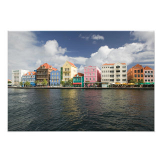 ABC Islands, CURACAO, Willemstad: Harborfront Photograph