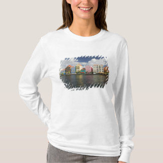 ABC Islands, CURACAO, Willemstad: Harborfront T-Shirt