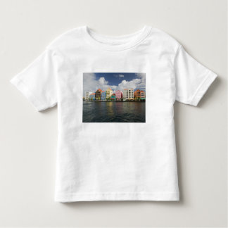 ABC Islands, CURACAO, Willemstad: Harborfront Toddler T-Shirt