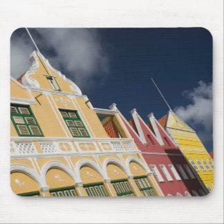ABC Islands, CURACAO, Willemstad: Punda Mouse Mat