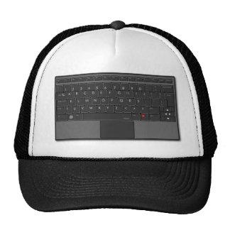 ABC Keyboard Cap Mesh Hats