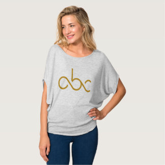 abc Ladies T-Shirt