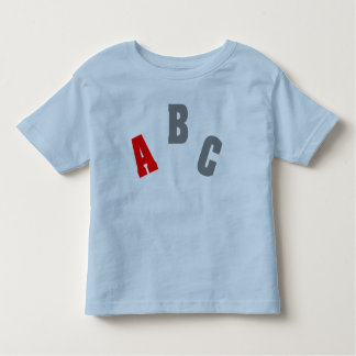 ABC Red Shirt