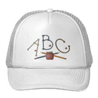ABC Teacher Cap