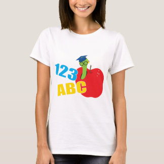 ABC Worm T-Shirt