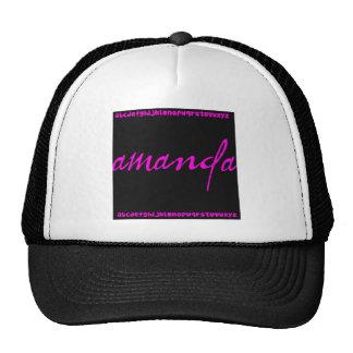 abcamanda hat