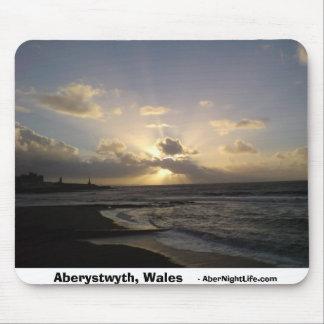ABCD0012, Aberystwyth, Wales, - AberNightLife.com Mouse Mat
