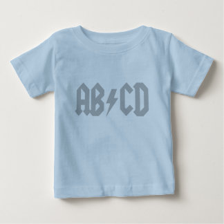 ABCD Lightning Bolt T-shirts
