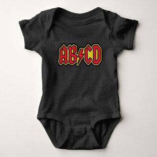 ABCD T-Shirt Design