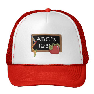 Abcs 123s Tshirts and Gifts Cap
