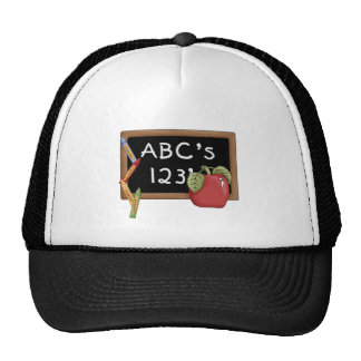 Abcs 123s Tshirts and Gifts Hat