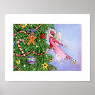 ABC's print - The Christmas Fairy