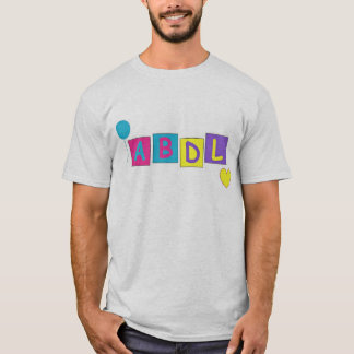 ABDL Bright Logo T-Shirt