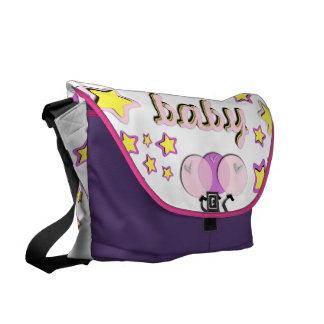 ABDL diaper bag/Diaper Bag/Baby 4 Life Courier Bag
