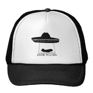 Abducted By Aliens Hat