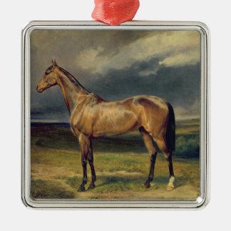 Abdul Medschid' the chestnut arab horse, 1855 Christmas Ornament