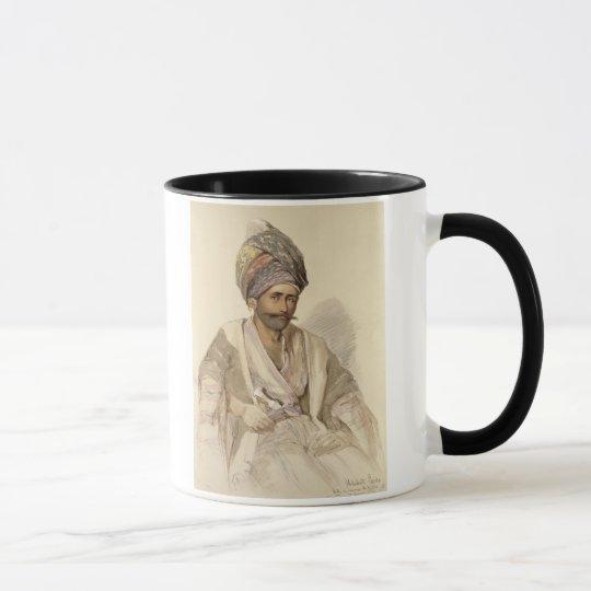 Abdullah - Kurd from Bitlis, 1852 Mug