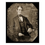 Abe Lincoln Daguerreotype 1846 Print