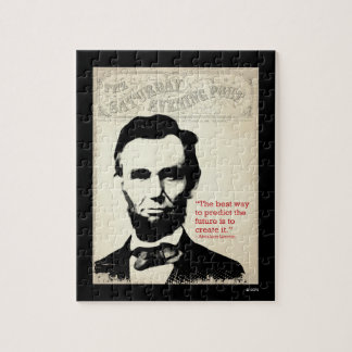 Abe Lincoln Quote Puzzle