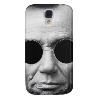 Abe Linoln and Cheap Sunglasses Samsung Galaxy S4 Cases