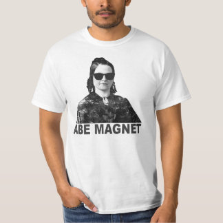 Abe Magnet Mary Todd Lincoln T-Shirt