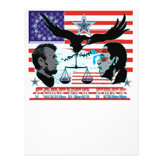 Abe-Obama-Forever-free-set-1AB 21.5 Cm X 28 Cm Flyer