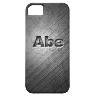 Abe Personalised Phone Cover iPhone 5 Covers