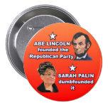 Abe & Sarah Pins